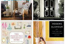Architectural and interior design books