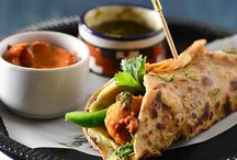 Paratha Recipes / crispy and hot Paratha recipes. Paratha is pan fried flatbread from India.