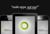 Apps @printeastwoodcz / Mobilní aplikace zpracované print-eastwood.cz