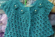 crochet jacket children