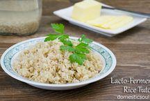 Lacto-fermented  / by Katie Ferguson