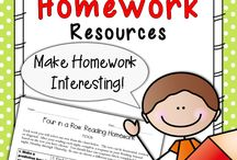 Homework/Review / by Megan G.