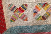 String quilts / by Terri Chapman
