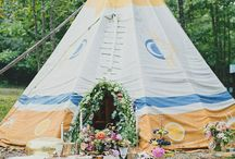 Timeless Teepee's + Tents