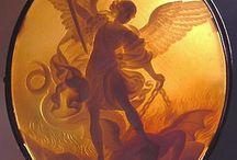 Seres de Luz / Anjos e arcanjos