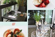 Gastronomie, cuisine / Restau, plats, cuisine