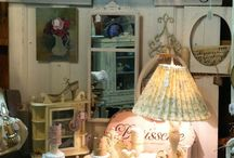 Antique and Vintage Booths
