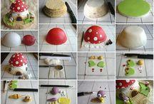 ESCULTURA CAKE variado