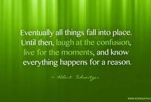 things....