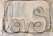 Paper and wire