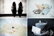 Alice in Wonderland Themed Wedding / Alice in Wonderland Themed Wedding  Allie & Allison's Wedding - UBC Botanical Garden