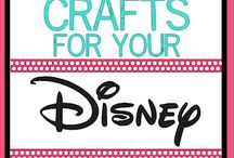 Walt Disney Crafts