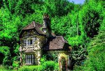 Fantasy / Fairy Tale Houses