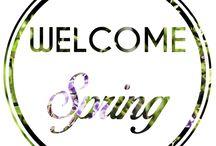 Printemps ※ Spring