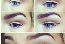 eyeliner steps