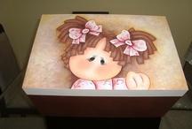 cajas motivos infantiles
