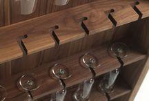 Cantinas de madera
