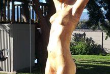 kock / own sculptures