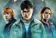 Harry Potter, Hermione Grainger, Ron Weasley