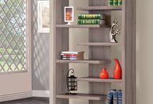 dekorasyon dolap ve kitaplık