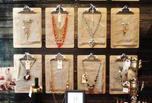 Jewelry Product Display