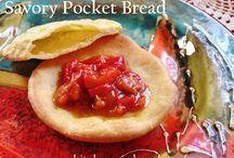 Savory Pocket Bread