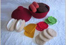crochet meals