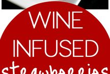 Wine infused