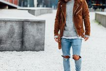 Shearling coats