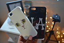 iPhone cases. ♡
