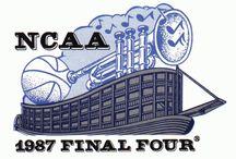 NCAA Basketball Final Four Logos