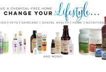 All Things Essential Oils / Making a beautiful home starts with creating a healthy environment.