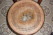 I miei lavori / Io restauro sedie in paglia di vienna e faccio anche piccoli restauri. Qui pubblichero' le foto mano mano che ci lavoro su.