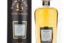 Mosstowie single grain scotch whisky / Mosstowie single grain scotch whisky