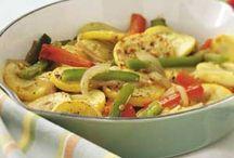 Recipes: Squash