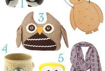 Owl Decor I Love