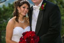 Tie the Knot / Colorado newly weds featured in Colorado Expression.