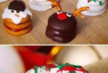 Dessert: Holidays / Festive desserts for each holiday