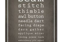 Sewing / by Malerie Lynn