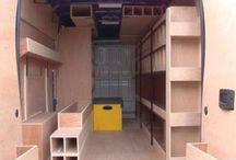 van and tool storage