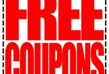 Free stuff & Coupons