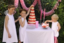 Sweet pink maccarons party !