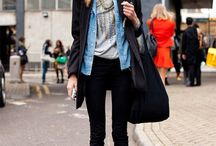 Coordi Book / Clothes, Good fashion, Skinny look, Casual, Simple, Looks pretty!