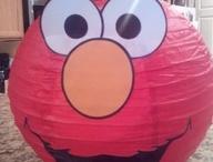 Enrique's 1st Birthday Party ❤️ Sesame Street Birthday Party / by Sheila Santana