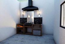 asadores de patio
