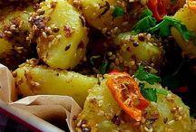 aardappelgerecht / by Jannie Mulder