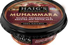 Delectable Dips & Spreads / Hummus, dips and spreads and more that will enhance any sandwich and any meal.