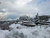 χιονια στις γωνιες μαλεβιζιου / Γωνιες