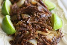 Cuban Beef / Pulled beef