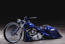 Custom Harley Builds / Precision Billet customer pics.